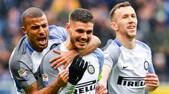 Serie A, Sampdoria-Inter 0-5: Icardi cala il poker