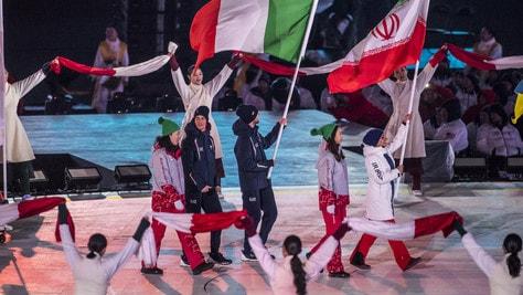 Paralimpiadi, Bertagnolli: «Che emozione il tricolore»