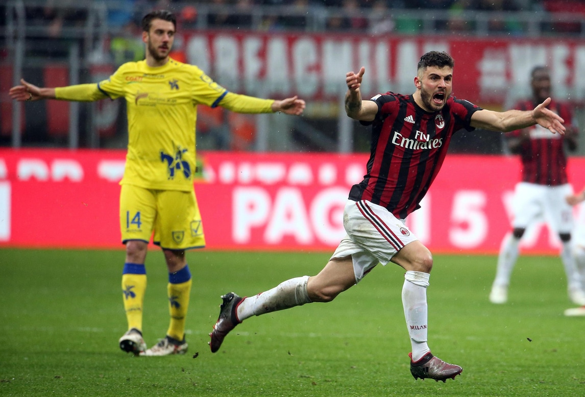 Serie A Milan-Chievo 3-2, il tabellino