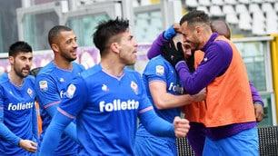 Torino-Fiorentina 1-2, decide Thereau al 94' su rigore