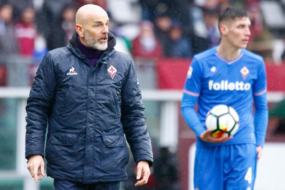 Serie A Fiorentina, Pioli: «Vittoria d'autorità a Torino»