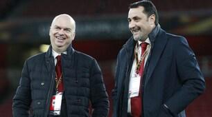 Milan, Fassone: «Recupero derby? L'Inter si è appellata al regolamento»