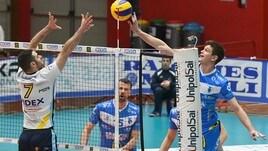Volley: A2 Maschile, Pool A, Brescia vince contro la Videx e consolida il sesto posto