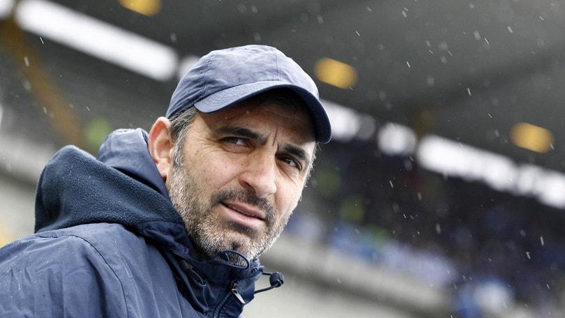 Verona, Pecchia: «Perdere 1-0 o 5-0 è uguale. Guardiamo avanti»