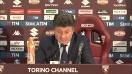 """Mazzarri: """"Ho voluto parlare subito con i giocatori"""""""