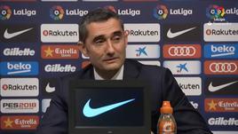 """Valverde: """"Messi? Sono io che imparo da lui!"""""""