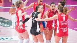 A2 Femminile, Cuneo vince a Baronissi ed è la nuova capolista