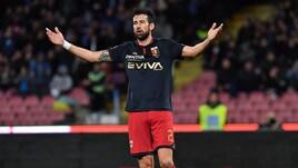 Serie A Genoa, Spolli unico assente: ritardo nel volo dall'Argentina