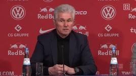 """Heynckes: """"Contro una grande squadra si può perdere..."""""""