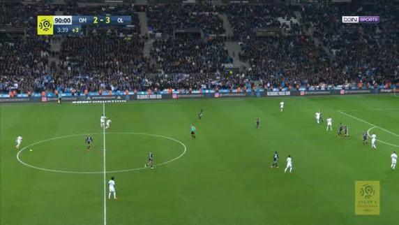 Marsiglia-Lione, maxi rissa nel finale