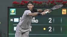 Indian Wells, trionfa Del Potro su Federer