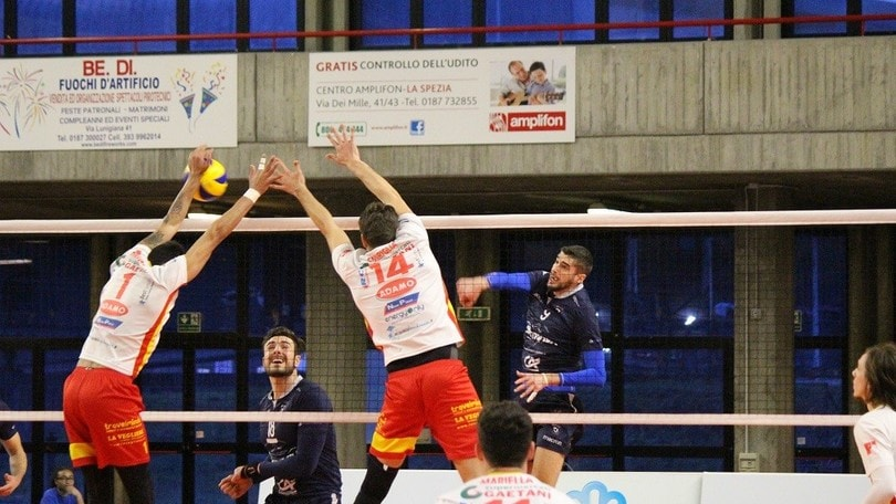 Volley: A2 Maschile, Pool C, Bolzano retrocede, Materdomini.it prima matematicamente