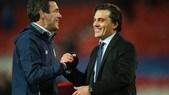 Montella: «Vorrei incontrare la Roma in semifinale di Champions League»
