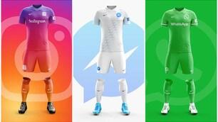 E se le app fossero squadre di calcio?