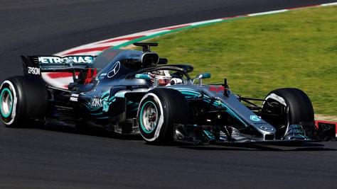 F1 Mercedes, Hamilton in scadenza di contratto