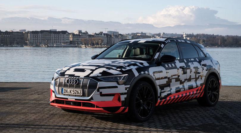 Audi e-tron: il Suv elettrico arriva entro fine 2018