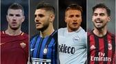 Corsa Champions: il calendario di Roma, Inter, Lazio e Milan