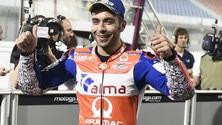 MotoGp Qatar: Ducati, Petrucci: ?Avevo le potenzialità per puntare al podio?