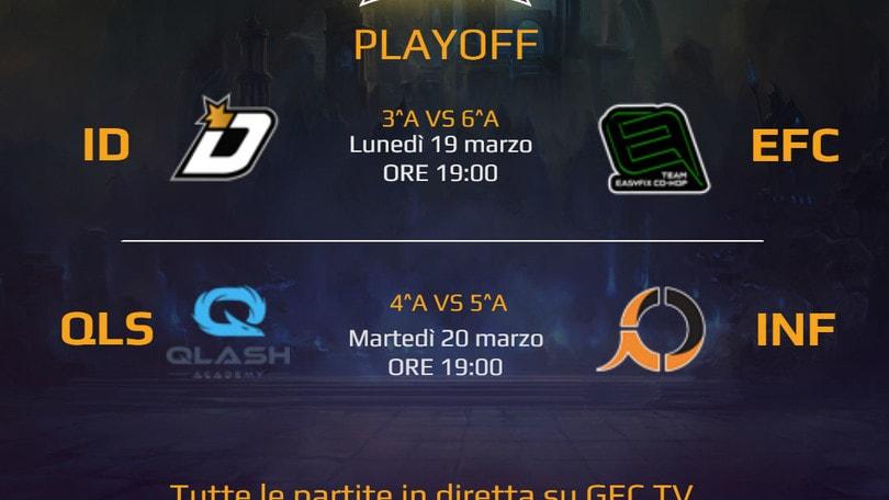 Lega Prima - Romics: iniziano i playoff!