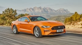 Mustang, restyling di potenza per l'icona Ford
