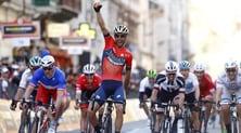 Nibali, l'impresa a Sanremo vale il terzo posto al mondo