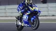 MotoGp Qatar, Iannone: ?Fiducioso per le prossime gare?