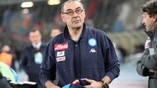 Napoli, Sarri: «Rinnovo falso problema, voglio dare il 100%»