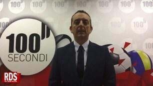 I 100 secondi di Pasquale Salvione: ?La Nazionale volta pagina?