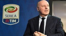 Juventus, Marotta elogia Sarri: «Tra i migliori in circolazione»