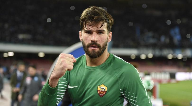 Roma, offerta choc del Real Madrid per Alisson