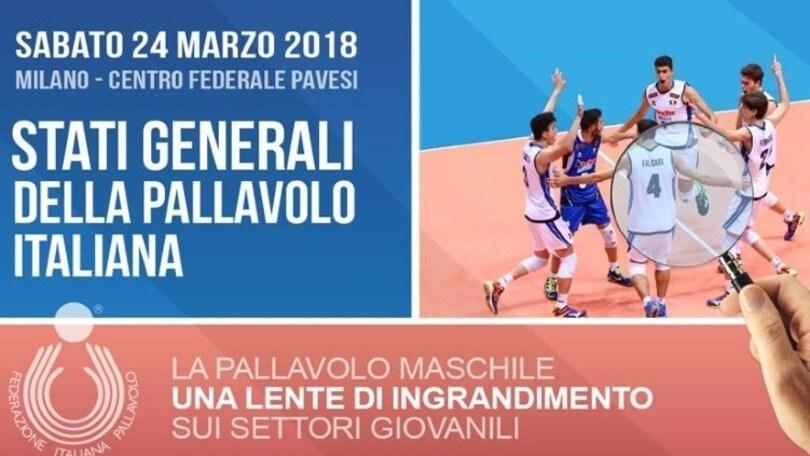 Volley: venerdì e sabato a Milano gli Stati Generali della pallavolo