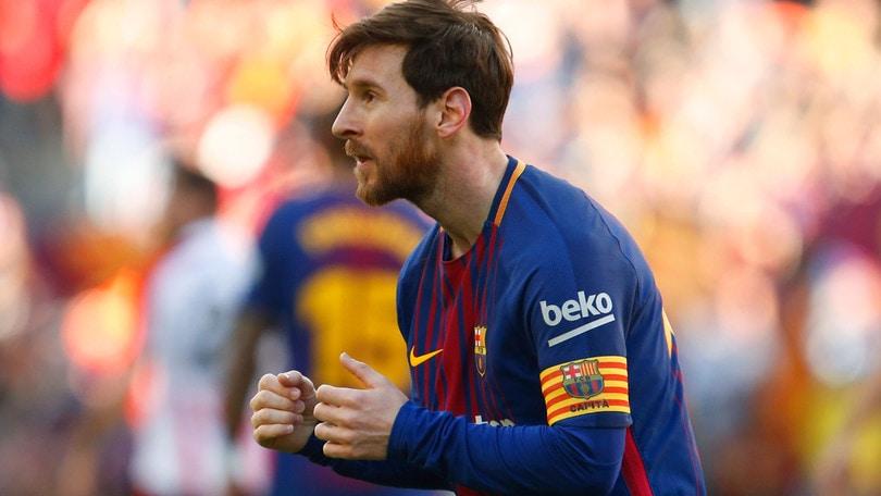 Scarpa d'Oro, per i bookmaker c'è Messi davanti a tutti