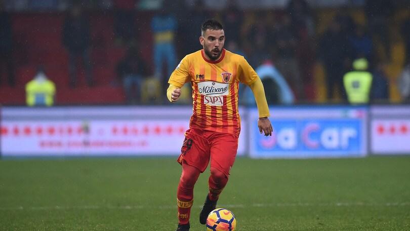 Serie A Benevento, è Brignola l'uomo del futuro