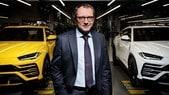 Lamborghini, un 2017 miliardario verso nuovi record