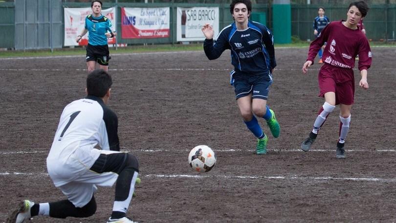 Giovanissimi: Montanari, 5 gol e qualificazione