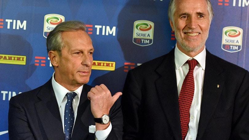 Serie A, diritti tv al centro della prossima assemblea di Lega