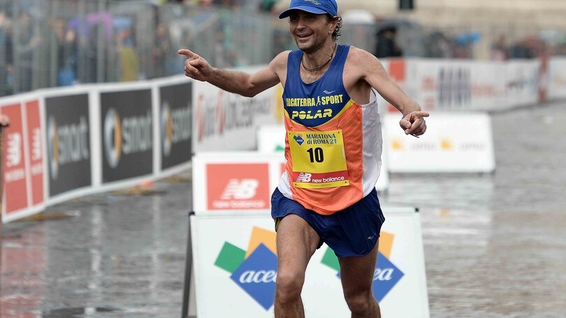 Giorgio Calcaterra e la sua nuova sfida alla Maratona di Roma