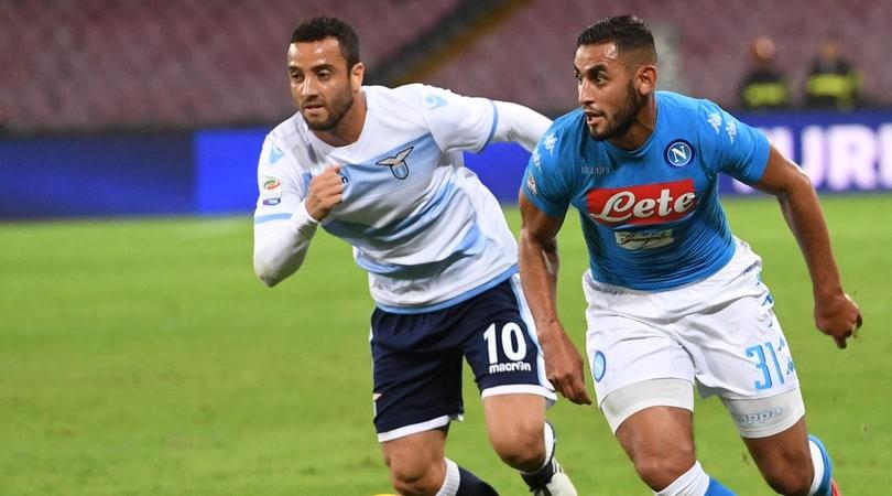 Serie A Napoli, visita per Ghoulam. La Juventus è nel mirino