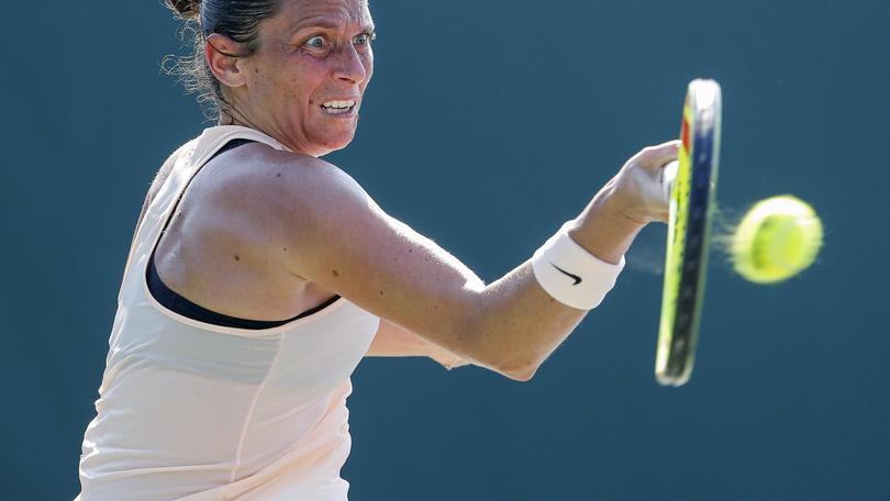 Miami Open, subito eliminata Vinci