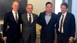 «Fallita una delle società di Yonghong Li, il Milan riflette»