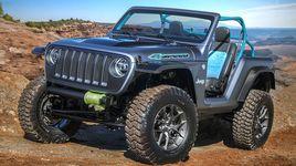 All'Easter Jeep Safari, le sette sorelle del West