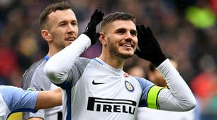 Icardi incontenibile: l'Inter travolge la Samp