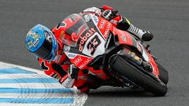 Superbike Ducati, finiti i test privati a Brno
