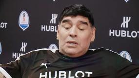 """Maradona: """"Napoli, che soddisfazione lo scudetto..."""""""