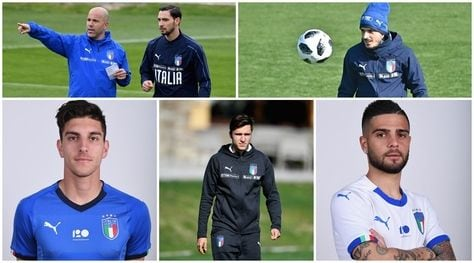Italia-Argentina, le scelte...e i dubbi di Di Biagio