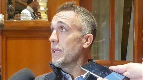 """Batistuta: """"La Roma puo' vincere contro chiunque"""""""