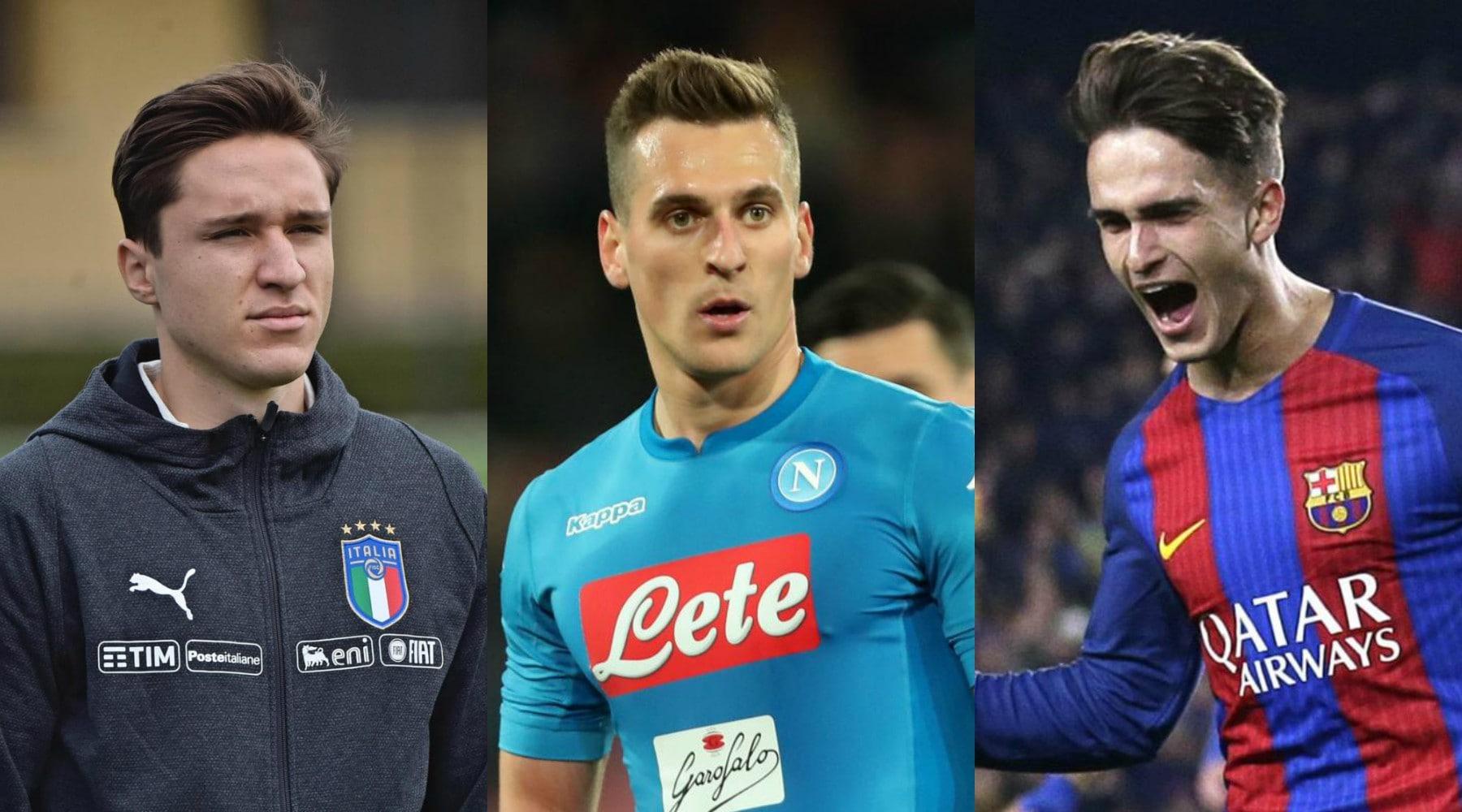 Napoli new generation: via al restyling azzurro