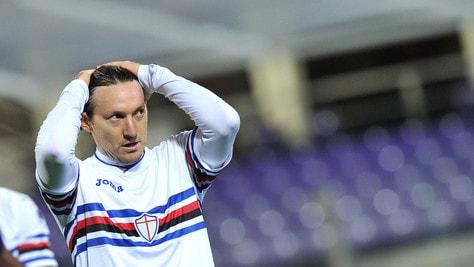 Serie A Sampdoria, Barreto alle prese con la riabilitazione