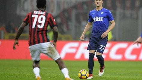 Serie A, Luiz Felipe: «Voglio restare tanti anni alla Lazio»