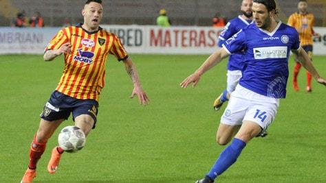 Serie C, il Lecce frena con la Fidelis Andria. Bene Cosenza e Reggina